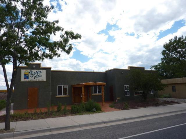 319 Santa Fe Avenue, Grants, NM 87020 (MLS #934021) :: The Stratmoen & Mesch Team