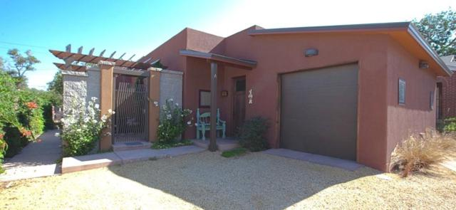 1607 Coal Avenue SE A, Albuquerque, NM 87106 (MLS #934025) :: The Stratmoen & Mesch Team