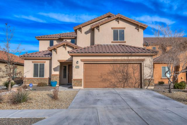 9632 Slickrock Court NW, Albuquerque, NM 87114 (MLS #934099) :: Campbell & Campbell Real Estate Services
