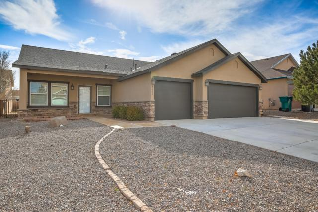 1009 Reynosa Loop SE, Rio Rancho, NM 87124 (MLS #934101) :: Campbell & Campbell Real Estate Services