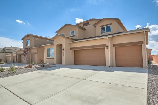 1027 Grace Court NE, Rio Rancho, NM 87144 (MLS #934111) :: The Stratmoen & Mesch Team