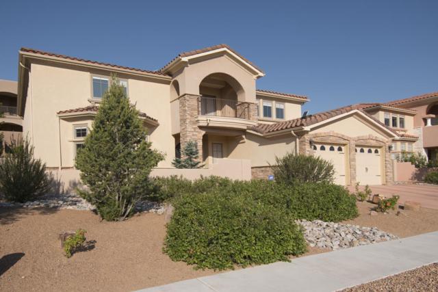 4501 Atherton Way NW, Albuquerque, NM 87120 (MLS #934115) :: Your Casa Team