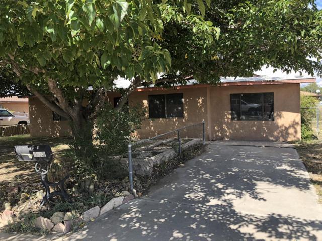 603 Coulson Drive, Socorro, NM 87801 (MLS #934130) :: The Stratmoen & Mesch Team