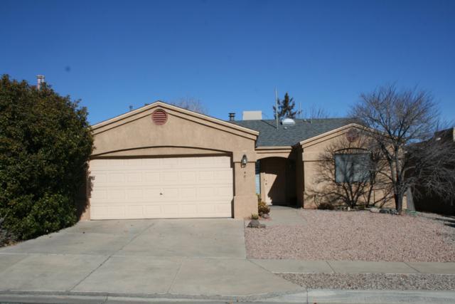 7409 Cerros Place NW, Albuquerque, NM 87114 (MLS #934134) :: The Stratmoen & Mesch Team