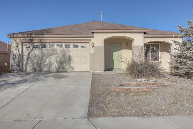 5211 Mayhill Court NE, Rio Rancho, NM 87144 (MLS #934138) :: The Stratmoen & Mesch Team