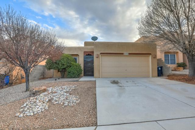 6908 Boca Negra Place NW, Albuquerque, NM 87120 (MLS #934144) :: The Stratmoen & Mesch Team