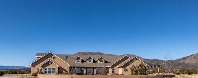 61 Moonbeam Ranch Road # C, Edgewood, NM 87015 (MLS #934147) :: The Stratmoen & Mesch Team