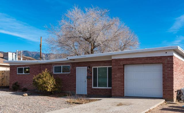 1130 Morris Street NE, Albuquerque, NM 87112 (MLS #934154) :: Campbell & Campbell Real Estate Services
