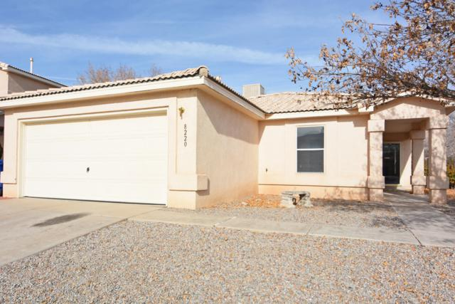 8220 Rancho Paraiso NW, Albuquerque, NM 87120 (MLS #934186) :: Campbell & Campbell Real Estate Services