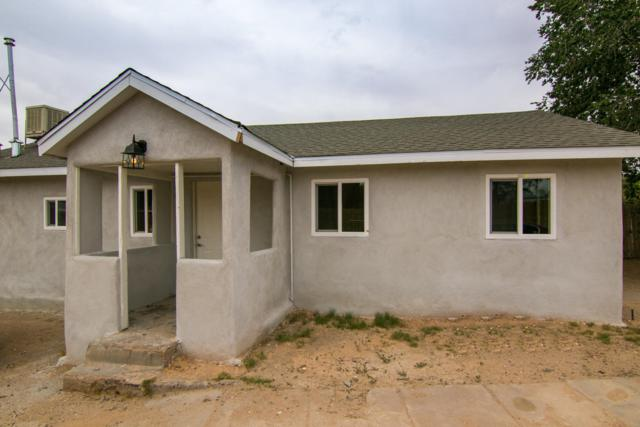 1211 High Street SE, Albuquerque, NM 87102 (MLS #934189) :: The Stratmoen & Mesch Team