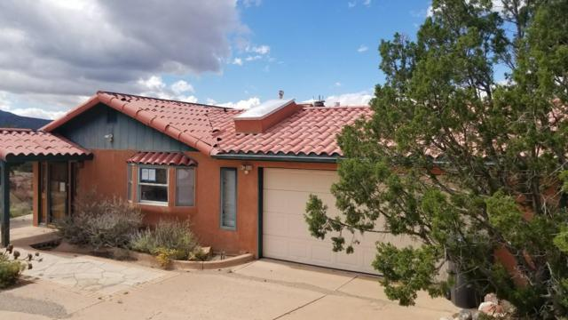10 Martin Road, Placitas, NM 87043 (MLS #934227) :: Campbell & Campbell Real Estate Services