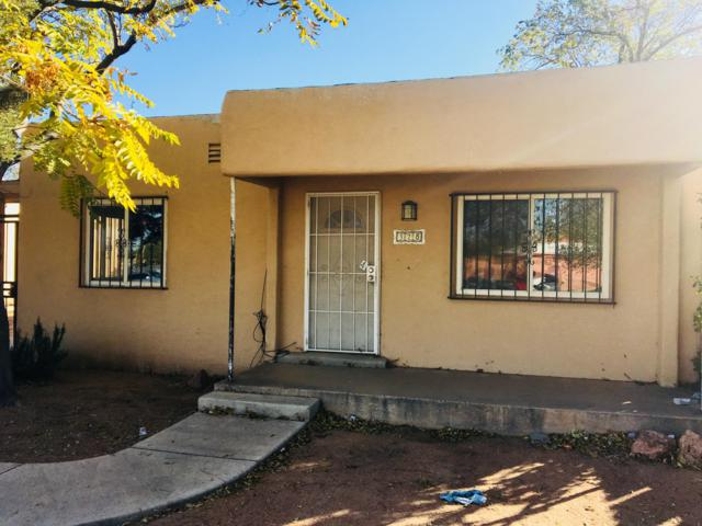 328 Charleston Street NE, Albuquerque, NM 87108 (MLS #934370) :: The Stratmoen & Mesch Team