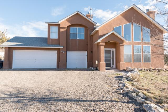 147 Thunder Mountain Road, Edgewood, NM 87015 (MLS #934383) :: Campbell & Campbell Real Estate Services