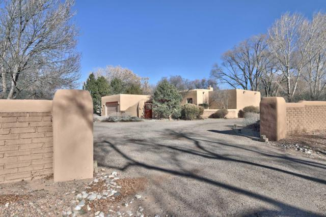 121 Camino De Lucia, Corrales, NM 87048 (MLS #934422) :: Campbell & Campbell Real Estate Services