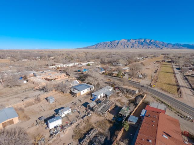5787 Corrales Road, Corrales, NM 87048 (MLS #934456) :: Campbell & Campbell Real Estate Services