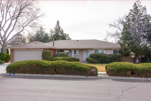 7600 Palo Duro Avenue NE, Albuquerque, NM 87110 (MLS #934474) :: The Stratmoen & Mesch Team