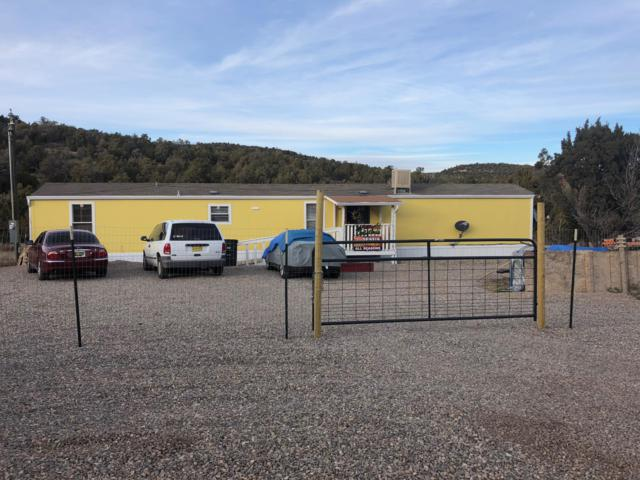 199 Road 102, Edgewood, NM 87015 (MLS #934495) :: Campbell & Campbell Real Estate Services