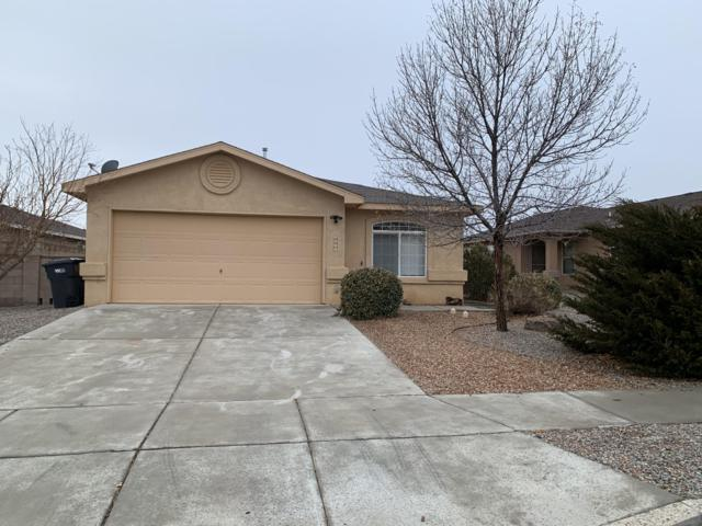 3101 Zia Street NE, Rio Rancho, NM 87144 (MLS #934580) :: Campbell & Campbell Real Estate Services