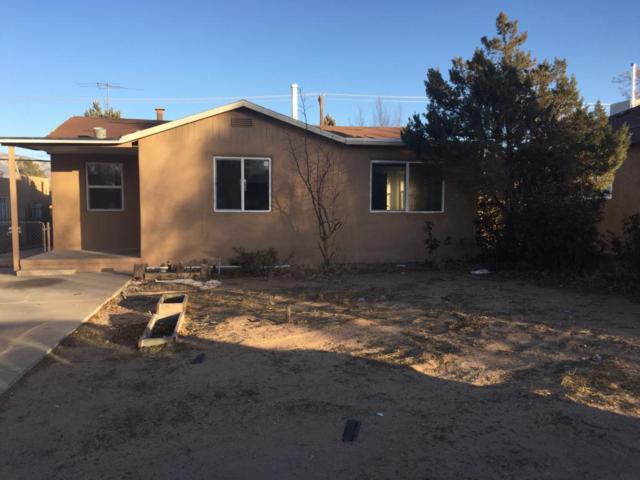 1302 Truman Street SE, Albuquerque, NM 87108 (MLS #934607) :: Campbell & Campbell Real Estate Services