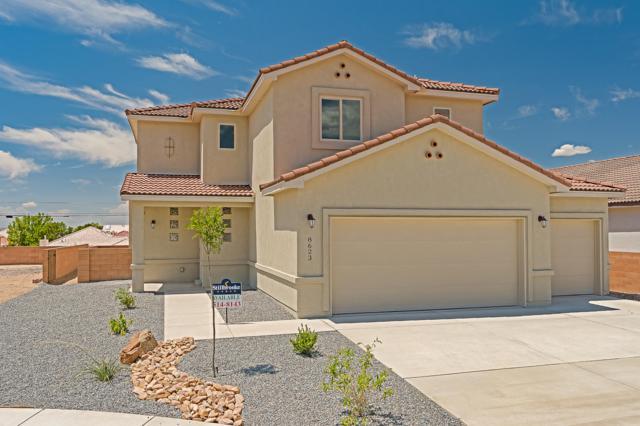 8623 Sol Vita Court NE, Albuquerque, NM 87113 (MLS #934612) :: The Stratmoen & Mesch Team