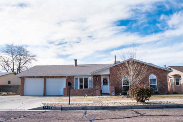 7707 Pioneer Trail, Albuquerque, NM 87109 (MLS #934613) :: The Bigelow Team / Realty One of New Mexico