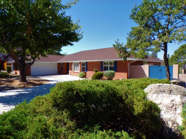 4813 Glenwood Hills Drive NE, Albuquerque, NM 87111 (MLS #934643) :: Campbell & Campbell Real Estate Services