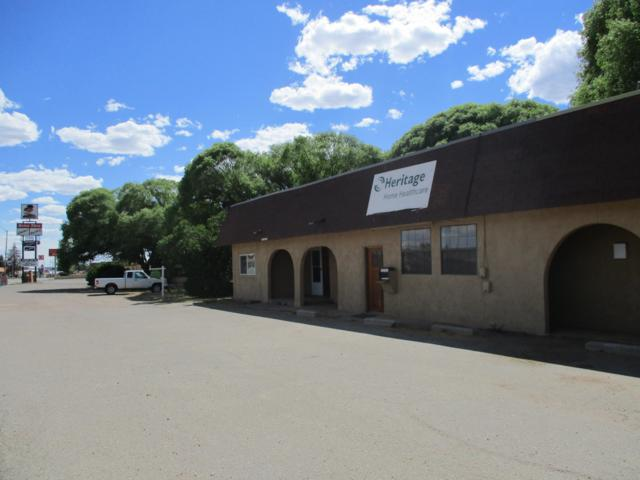 6383 550Th Highway, Cuba, NM 87013 (MLS #934661) :: Campbell & Campbell Real Estate Services