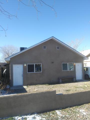219 Columbia Drive SE, Albuquerque, NM 87106 (MLS #934716) :: Campbell & Campbell Real Estate Services