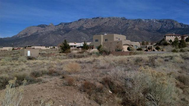 0 San Francisco Drive NE, Albuquerque, NM 87122 (MLS #934748) :: Campbell & Campbell Real Estate Services