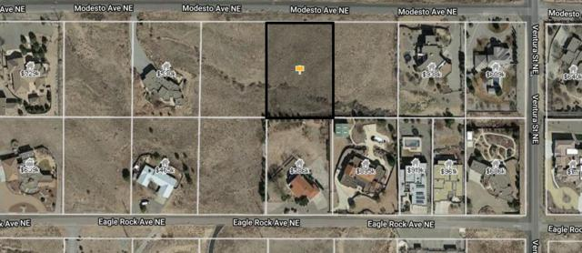 8900 Modesto Avenue NE, Albuquerque, NM 87122 (MLS #934758) :: Campbell & Campbell Real Estate Services