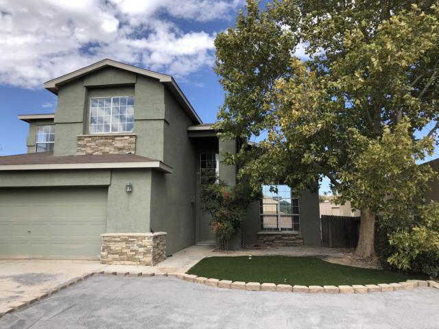 7119 Porlamar Court NW, Albuquerque, NM 87120 (MLS #934763) :: Campbell & Campbell Real Estate Services