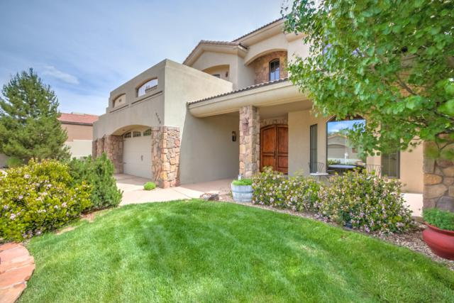 9708 Datura Trail NE, Albuquerque, NM 87122 (MLS #934766) :: Campbell & Campbell Real Estate Services