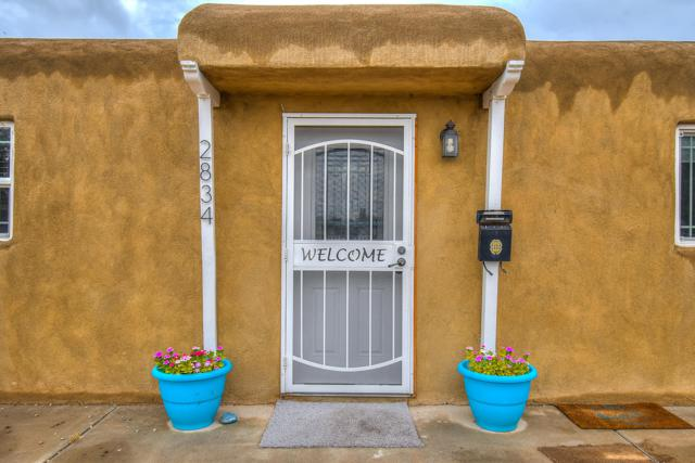 2834 Hermosa Drive NE, Albuquerque, NM 87110 (MLS #934774) :: Campbell & Campbell Real Estate Services