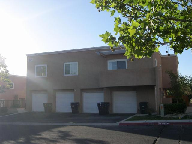 4701 Morris Street NE #704, Albuquerque, NM 87111 (MLS #934797) :: Silesha & Company