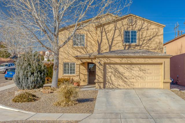 8335 Bluffs Edge Place NW, Albuquerque, NM 87120 (MLS #934827) :: Campbell & Campbell Real Estate Services