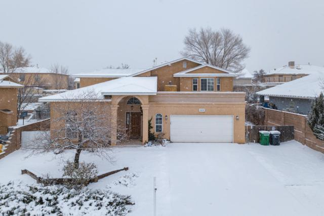 2820 Mesa Road SE, Rio Rancho, NM 87124 (MLS #934836) :: The Bigelow Team / Realty One of New Mexico