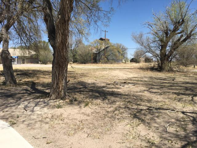 Highland Avenue, Estancia, NM 87016 (MLS #934839) :: Campbell & Campbell Real Estate Services
