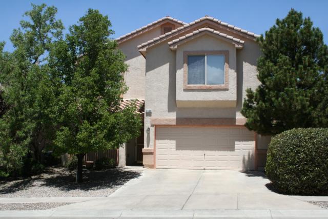 6943 Carmelito Loop NE, Albuquerque, NM 87113 (MLS #934870) :: Campbell & Campbell Real Estate Services