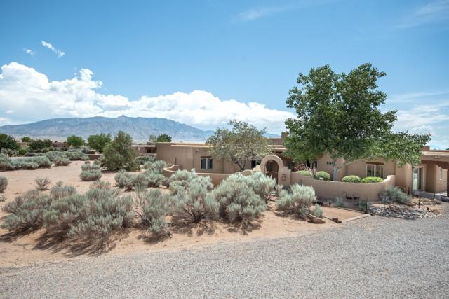 59 El Dorado Road, Corrales, NM 87048 (MLS #934910) :: The Bigelow Team / Realty One of New Mexico
