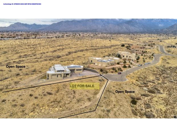 13301 La Arista Place NE, Albuquerque, NM 87111 (MLS #934931) :: The Bigelow Team / Realty One of New Mexico