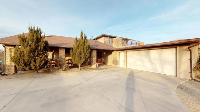 6111 Josephs Street NW, Albuquerque, NM 87120 (MLS #935019) :: The Bigelow Team / Red Fox Realty