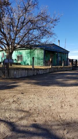 35 Polvadera Road, Polvadera, NM 87828 (MLS #935031) :: The Stratmoen & Mesch Team