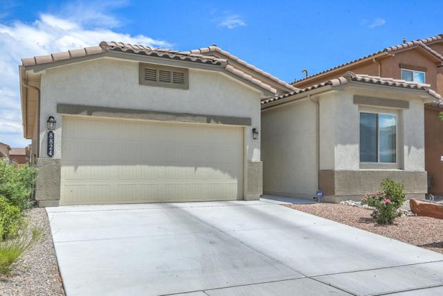 8824 Globe Street NW, Albuquerque, NM 87114 (MLS #935048) :: The Bigelow Team / Realty One of New Mexico