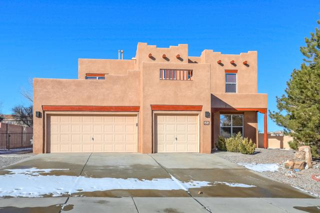 5023 Brown Bear Drive NE, Rio Rancho, NM 87144 (MLS #935054) :: The Bigelow Team / Realty One of New Mexico