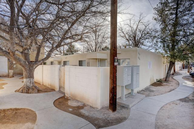 528 Texas Street NE, Albuquerque, NM 87108 (MLS #935084) :: The Stratmoen & Mesch Team