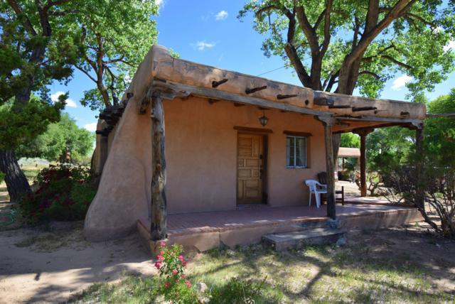 353 La Entrada, Corrales, NM 87048 (MLS #935098) :: Campbell & Campbell Real Estate Services