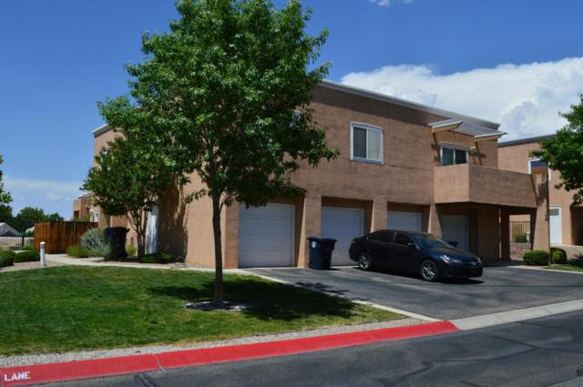 4701 Morris Street NE Apt 2403, Albuquerque, NM 87111 (MLS #935123) :: The Stratmoen & Mesch Team