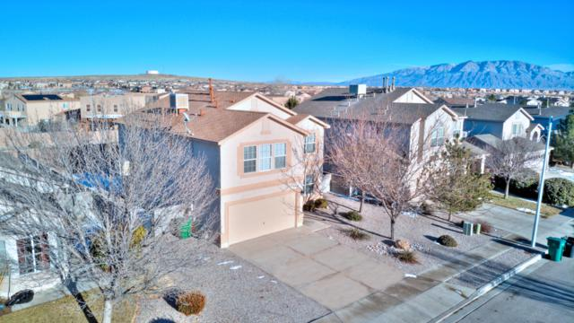 3321 Hunters Meadows Circle NE, Rio Rancho, NM 87144 (MLS #935185) :: The Bigelow Team / Realty One of New Mexico