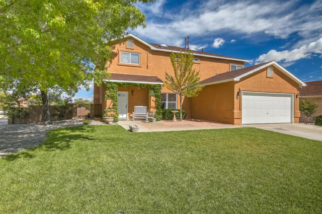 7031 Sendero Road NW, Albuquerque, NM 87114 (MLS #935200) :: The Bigelow Team / Realty One of New Mexico