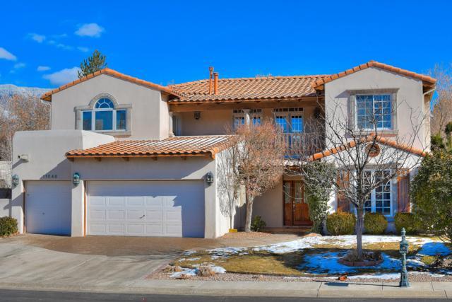 11048 Bridgepointe Court NE, Albuquerque, NM 87111 (MLS #935206) :: The Bigelow Team / Realty One of New Mexico